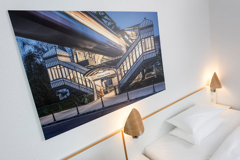 TRYP by Wyndham Hotel Wuppertal Doppelzimmer